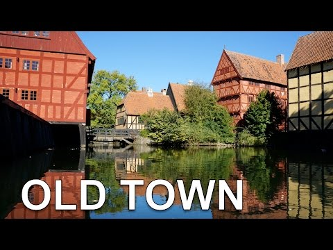In love with Old Town Den Gamle By - Aarhus European Culture Capital 2017 | Travel DENMARK