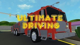 Roblox: Ultimate driving CRAZY NEW UPDATE NEW CARS!