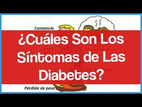 Ojo con los Sintomas de la Diabetes! - Como saber si Tengo