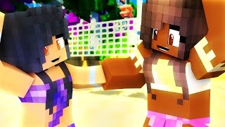 Blast From The Past! | Love ~ Love Paradise MyStreet [S2:Ep.3 Minecraft Roleplay]