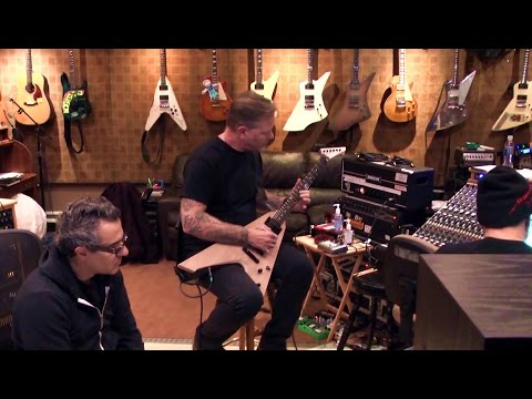 "Metallica - Making Of ""Moth Into Flame"""