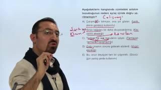 Türkçe Ygs deneme sınavı