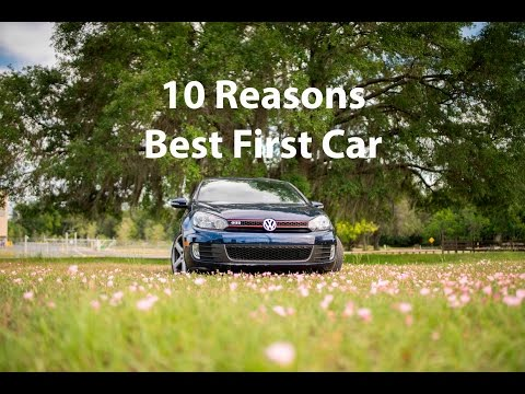 10 Reasons Why the VW GTI is THE BEST FIRST CAR!