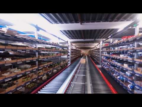 NBTY Europe - H&B Distribution Center: De Tuinen