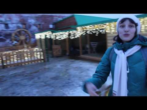 Трогательный зоопарк в Старо-татарской слободе.