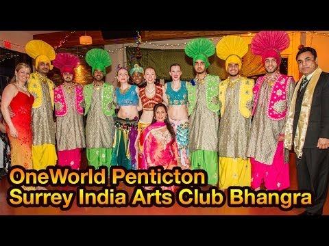 Surrey India Arts Club Bhangra Group