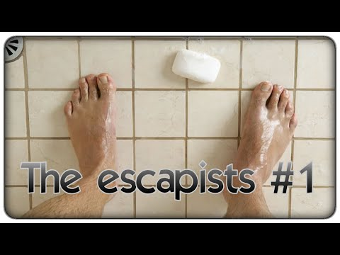 The escapists | Istanti d'amore nelle docce - ep. 01 - gameplay italiano