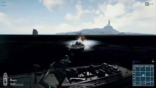 Boat Fight - Playerunknown's Battlegrounds