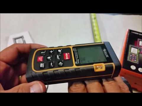Tacklife Laser Entfernungsmesser Bedienungsanleitung : Tacklife entfernungsmesser anleitung powerfix ultraschall