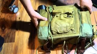 Рюкзак парашютиста-десантника РД-54