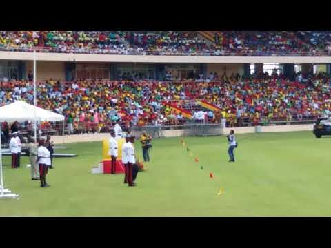 Grenada Independence  celebration               celebrating 44 Years