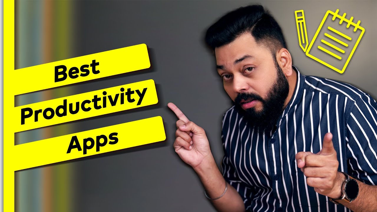 Top 8 Best Productivity Apps of 2020 ⚡⚡⚡ Get Work Done Fast!
