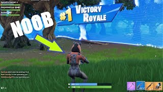 FORTNITE |SQUADS| VICTORY ROYALE....