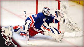 NHL: Goals Off The Post