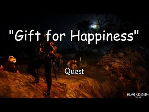 Black Desert Online -  Gift for Happiness