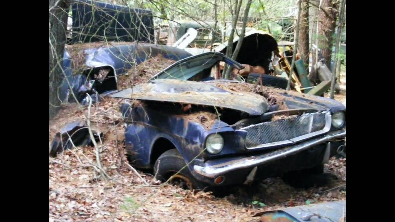 Boot Hill Used Pickup Parts