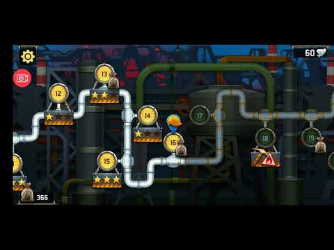Plumber 3 level 14 to 20 gameplay