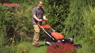 Mountfield uvádí: Když je zahrada vášní aneb Příběh rotačních sekaček.