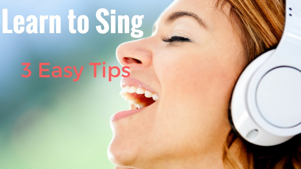 how to sing like a pro