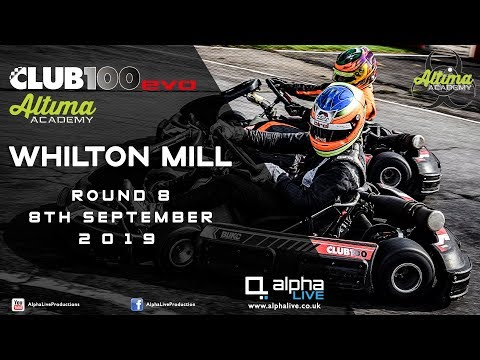 Club100 2019 Round 8 - LIVE From Whilton Mill