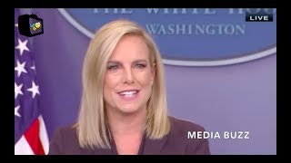 Kirstjen Nielsen White House Press Briefing on Border Wall and Illegal Immigration 4/4/18