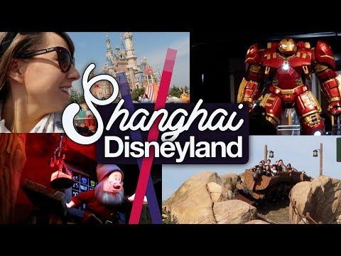 Shanghai Disneyland #8! Rides, Marvel & Shanghai Disney Passport!
