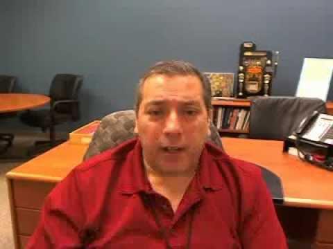2011 CollegeWeekLive: David Trujillo, CPA, Deputy Director, Washington State Gambling Commission
