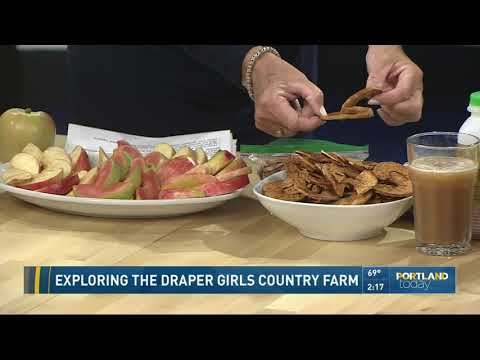 Exploring the Draper Girls Country Farm