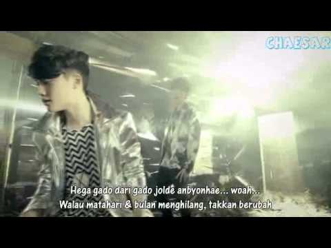 [MV] EXO-K - What Is Love ( Indo Sub + Lirik)