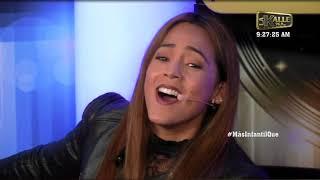 Adriana Botina desmostró lo increíble de su voz en Kallejiando | La Kalle YouTube Videos