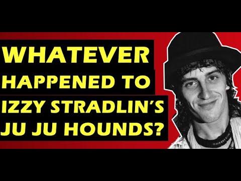 Guns N' Roses Izzy Stradlin:  Whatever Happened To The Ju Ju Hounds?