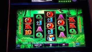 Prowling Panther Slot $25 Per Spin Live Play Poor Result High Limit