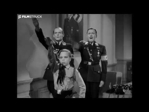 TO BE OR NOT TO BE, Ernst Lubitsch, 1942 -  Heil Hitler!