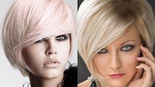 видео Стрижки для тонких и редких волос фото