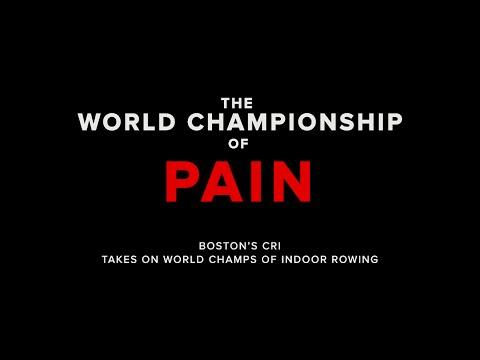 World Championship of Pain - C.R.A.S.H.-B. Sprints 2015