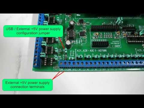 SCADABOARD MacroController - DS3231 High Precision RTC - www.scadaboard.pro
