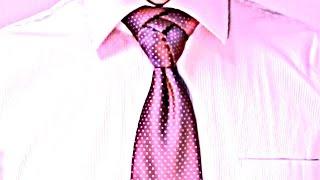 Как завязать галстук? Эксклюзивный узел