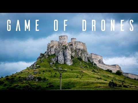 GAME OF DRONES   | Europe Daily Travel Vlog Day 9 (Slovakia)