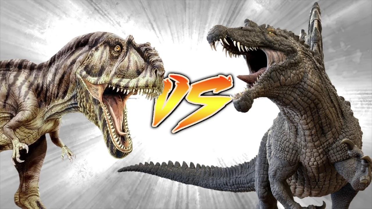 Who Would Win?:Spinosaurus Vs Giganotosaurus - YouTubeGiganotosaurus Vs Spinosaurus