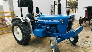 Modified Ford 3600 | Watch Full Process To Modified Ford 3600 Tractor | No. 1 Ford in Punjab