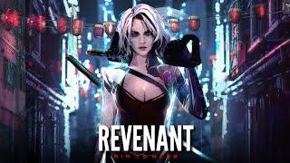 [FREE] Cyberpunk / EBM / Midtempo Type Beat 'REVENANT' | Background Music