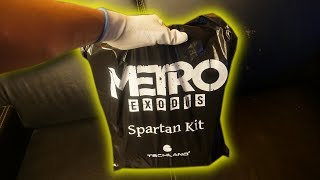 Metro Exodus SPARTAN KIT | UNBOXING