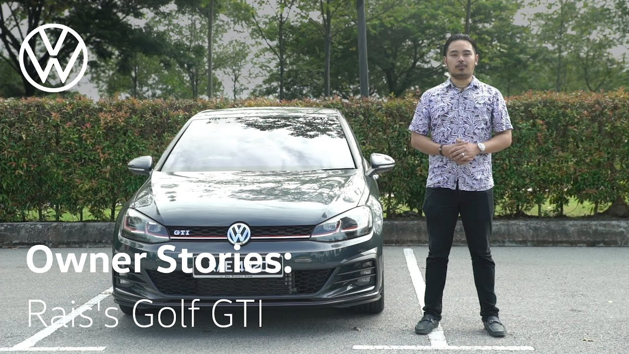 Pretty Fly For A GTI Guy | VW Owner Stories: Rais's GTI