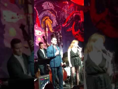 Renee Olstead and Dave Damiani Duet Live