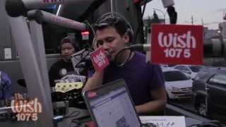 Puso / Kay Tagal Kitang Hinintay MEDLEY - Sponge Cola on Wish FM 107.5 Bus HD