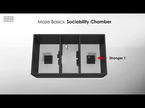 The Sociability Chamber: A Test Of Social Approach