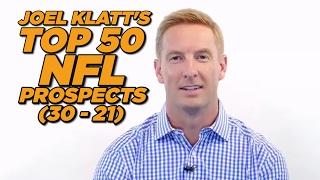 Top 50 NFL Draft Prospects (30-21)  | Joel Klatt | THE HERD