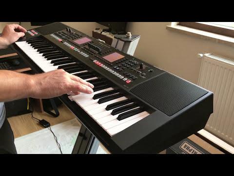 Roland E-A7 Hakan Çebi usb set güncelleme update 1 demo