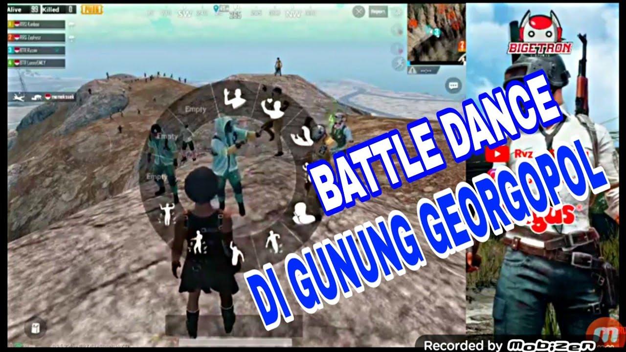 BTR-Ryzen Dan Viewer Joget Bareng Di Gunung Georgopol [pung mobile]