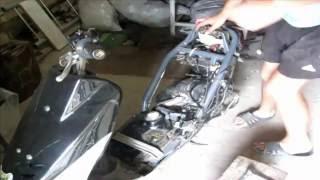 Что делать если бензин не поступает в карбюратор или (ремонт Бензонасоса)